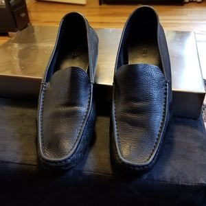 Gucci Black Loafer / Driving Shoes (Size 39/9)